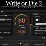 Write or Die - Article