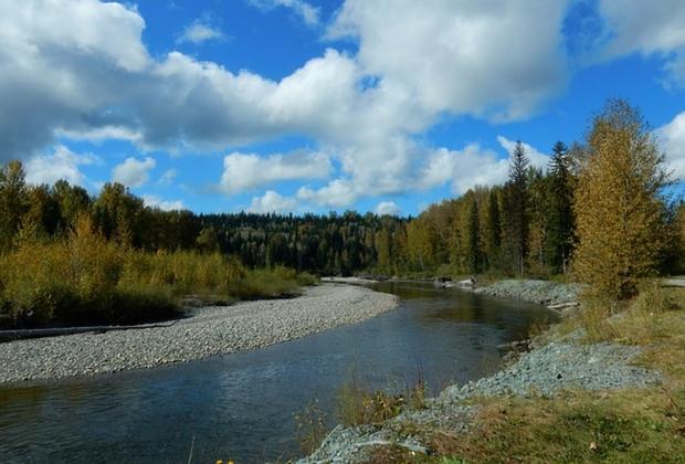 Créer les lieux de votre histoire - Fraser River