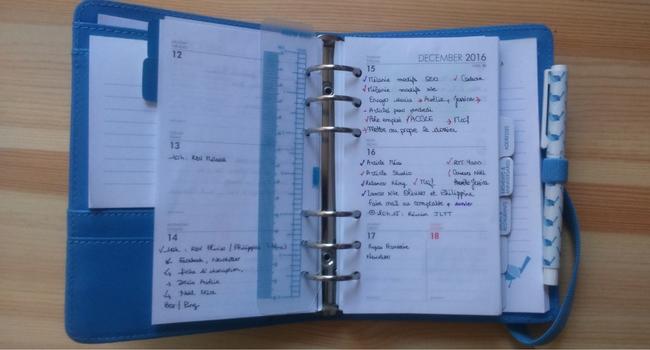 Mon agenda Kikki K