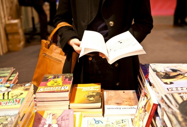 Le programme de Livre Paris 2017 - article