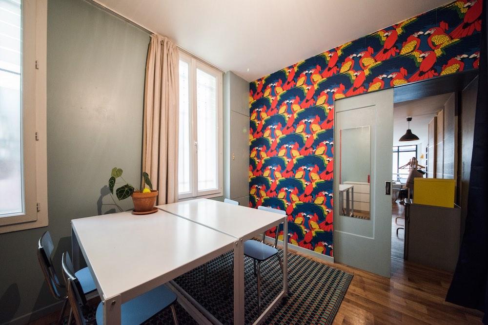 Studio Photo équipé Paris Appart Quatremain