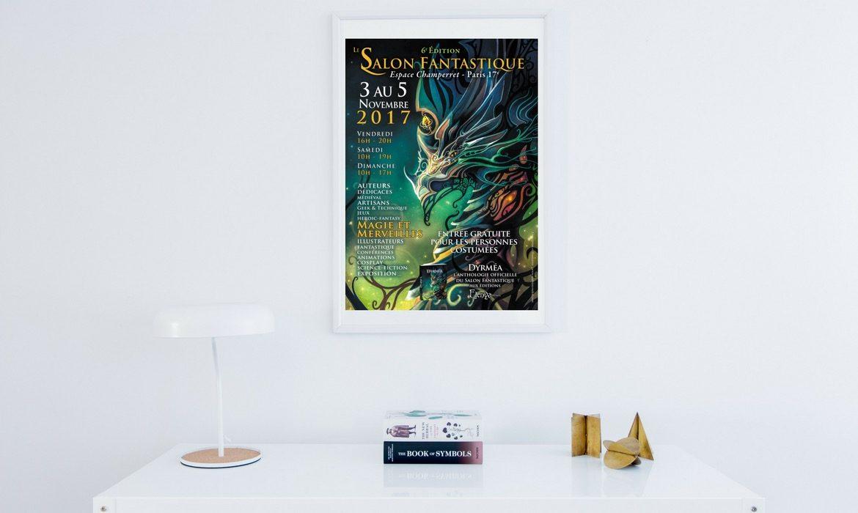 Mécanismes d'Histoires - Le programme du Salon fantastique 2017