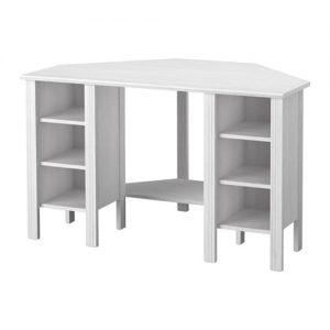 Bureau d'angle BRUSALI chez IKEA