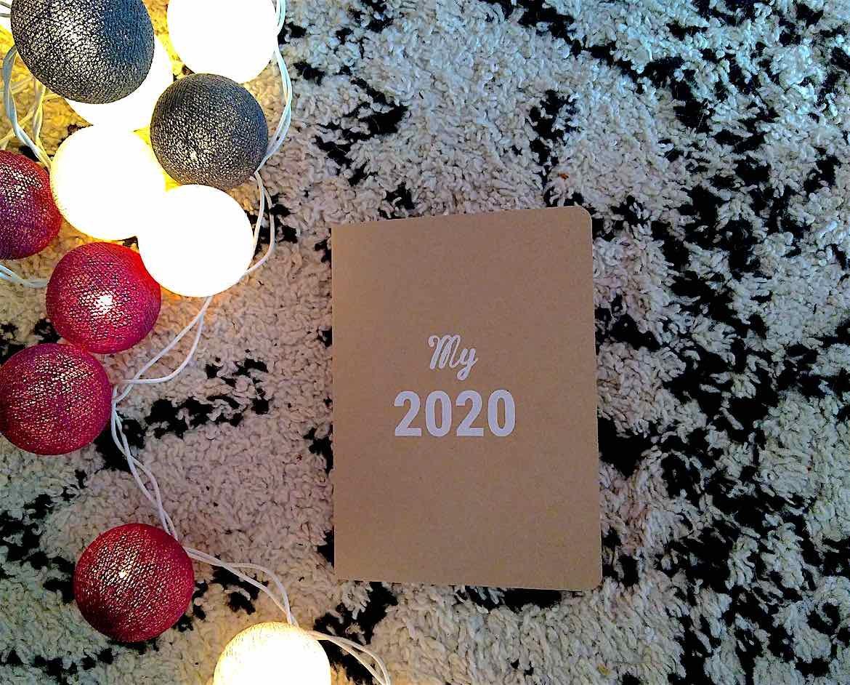 Planner souple my2020 par My365